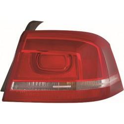 Faro fanale posteriore destro VW PASSAT serie 36, 2010-2015 berlina esterno fondo rosso