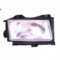Faro fanale proiettore anteriore sinistro FIAT SCUDO, CITROEN JUMPY, PEUGEOT EXPERT, 1995-2003, H4 per regolazione elettrica
