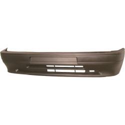 Paraurti anteriore PEUGEOT 106, 1991-1996 nero no fendinebbia