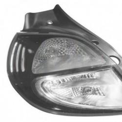 Faro fanale posteriore sinistro RENAULT CLIO 06/2009-2012, berlina 3 e 5 porte, senza portalampada