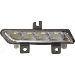 Faro fanale luce diurna destro RENAULT CLIO, 11/2012- LED