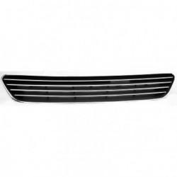 Calandra griglia anteriore TUNING OPEL ASTRA G 1998-2004 nera no logo con profili cromati