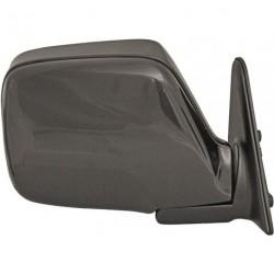 Specchio specchietto retrovisore esterno destro TOYOTA LAND CRUISER serie J8 1990-1997 manuale nero