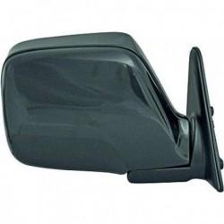 Specchio specchietto retrovisore esterno sinistro TOYOTA LAND CRUISER serie J8 1990-1997 manuale nero