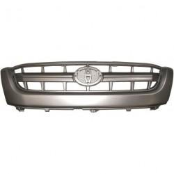 Calandra griglia radiatore TOYOTA HILUX 2001-2003 per 4WD grigio scuro