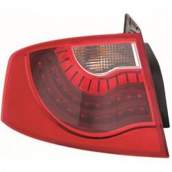 Faro fanale posteriore destro SEAT EXEO 2011 2012 2013 berlina esterno, LED