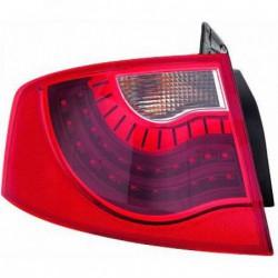 Faro fanale posteriore sinistro SEAT EXEO 2011 2012 2013 berlina esterno, LED