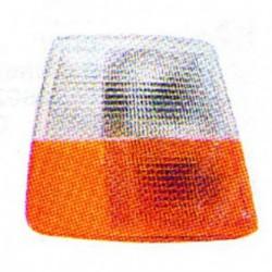 Freccia anteriore sinistra VOLVO 760, 1989-1993 bianca arancio