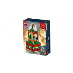 Lego Xmas- Giostra di Natale 40293 EDIZIONE LIMITATA 2018