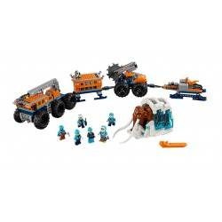 Lego City - Base mobile di esplorazione artica 60195