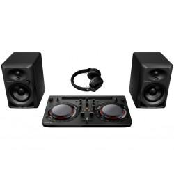 Pioneer DJ Starter Pack - UN SET-UP COMPLETO DI ALTA QUALITÀ PER I DJ ALLE PRIME ARMI