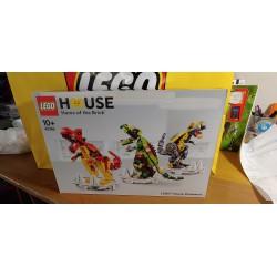 LegoHouse - Dinosaurs 40366 Dinosauri confezione MISB collezione 2019 esclusiva LegoHouse Billund introvabile