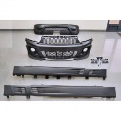 Kit pacchetto estetico completo 33 pezzi TUNING per MINI 2006-2010 verniciabile, per trasformazione da One e Cooper in JCW