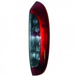 Faro fanale posteriore destro OPEL CORSA C 2000-2006 3/5 porte finitura rossa