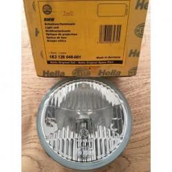 HELLA faro anteriore sx BMW Serie3 E30 abbagliante lampada H1 1K3126046001