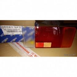 COBO 02.1043.0200.01 vetro faro posteriore dx Iveco Daily 00- cassonato con retromarcia misura 30x13