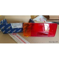 COBO 02.1042.0000.01 vetro faro posteriore sx Iveco Daily autocarro cassonato misura 30x13cm