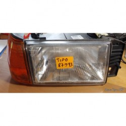 Elma faro anteriore dx Fiat Tipo 87-93 con freccia arancio reg manuale