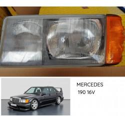 BOSCH 0301067121 faro anteriore sx  Mercedes 190 E 2.3 16v 2.5 16v Evo Evoluzione 2.5 16v I II 2018203761