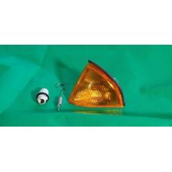 ALFA ROMEO AR 33 1989-1995 restyling freccia anteriore dx arancio con portalampada Aric 11414000