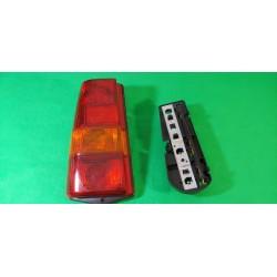 Faro fanale posteriore dx FIAT PANDA 1980 I serie 30 45 30S 45S 4X4 tutti i modelli completo di portalampada