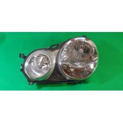 Faro fanale anteriore sx alogeno VW POLO 9N 2001 2002 2003 2004 2005 H7+H1 con motorino BOSCH 0301190201 oem 6Q1941007