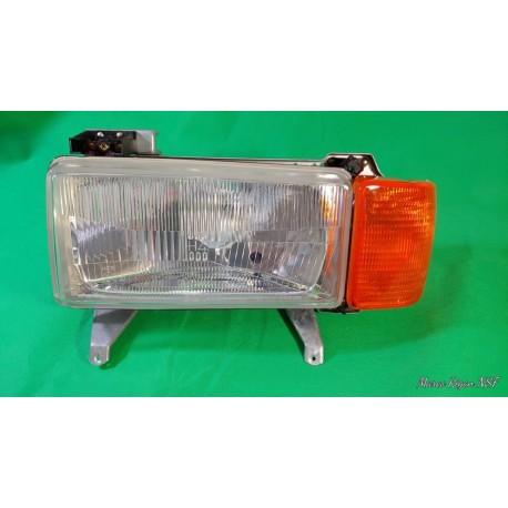 Faro fanale anteriore sx AUDI 80 B2 1978 1979 1980 1981 1982 1983 1984 BOSCH 0301064101