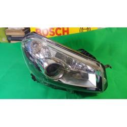 Faro fanale anteriore dx Nissan Qashqai 2010-2014 xenon D1S+H7 con lampada e centralina oem 26010-BR60A HELLA 1EL010335261