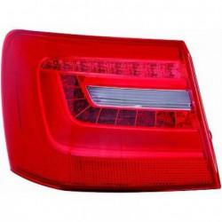 Faro fanale posteriore destro AUDI A6 Avant Allroad, 2011-10/2014 esterno LED, senza portalampada