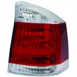 Faro fanale posteriore destro OPEL VECTRA C 2002-2008 4/5 porte rosso bianco