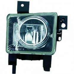 Fendinebbia destro OPEL VECTRA C 2005-2008 lampada H3 forma rotonda