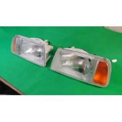 Coppia faro fanale anteriore dx sx Suzuki Vitara 88-98 3 e 5 pt, XL e Cabrio VALEO 084528 084529