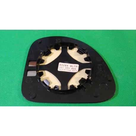 Piastra vetro specchio retrovisore specchietto sx FIAT MULTIPLA 99-04 alto non riscaldabile Melchioni 14515