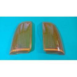 Coppia plastiche frecce anteriori SIMCA 1307 dx e sx Veralux