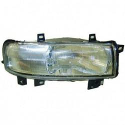 Faro fanale proiettore anteriore destro OPEL MOVANO 1998-2003, Renault Master e Nissan Interstar, DEPO H4 per regolazione elettr