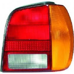Faro fanale posteriore sinistro VW POLO 1994-1999 fondo chiaro