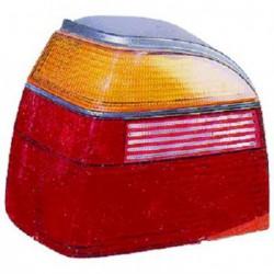 Faro fanale posteriore sinistro VW GOLF III 1991-1997 rosso arancio 3/5 porte 1H6 945 111