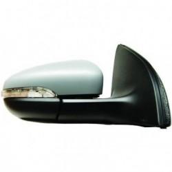 Specchio specchietto retrovisore esterno destro VW GOLF VI 2008-2012 elettrico riscaldabile con freccia verniciabile ripiegabile luce terra