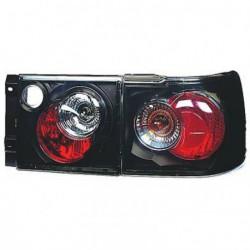 Set fari fanali posteriori TUNING VW VENTO 1992-1998 nero