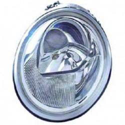 Faro fanale proiettore anteriore destro VW BEETLE 1998-2005 DEPO H1+H1 con motorino regolazione elettrica