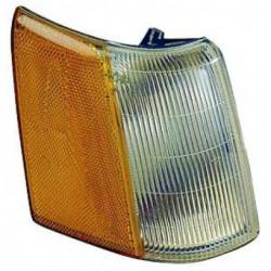 Faro fanale proiettore anteriore posizione destro JEEP GRAND CHEROKEE 1993-1998 arancio bianco