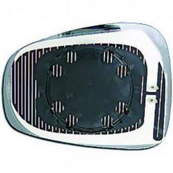 Vetro per specchio specchietto retrovisore esterno sinistro ALFA ROMEO 159 anni 2005-2013 e MITO 2008-, asferico riscaldabile