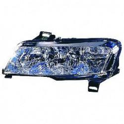 Faro fanale proiettore anteriore destro FIAT STILO 2001-2008 3 porte DEPO per regolazione elettrica H1+H1+H7