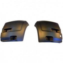 Angolare angolo cantonale paraurti anteriore sinistro FIAT DUCATO, CITROEN JUMPER, PEUGEOT BOXER 2006-2014 verniciabile, esclusi 3.0Jtd