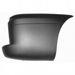 Angolare angolo cantonale paraurti posteriore sinistro FIAT DOBLÒ 2001-2005 nero