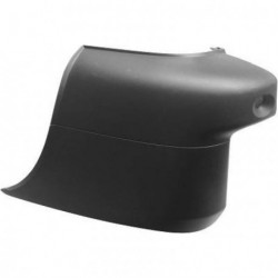 Angolare angolo cantonale paraurti posteriore destro FIAT DOBLÒ 2005-2010 nero no sensori