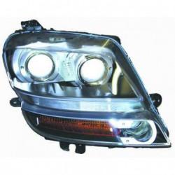 Faro fanale proiettore anteriore sinistro FIAT ULYSSE 2002-2010 per regolazione elettrica