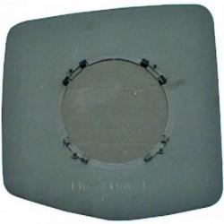 Vetro per specchio specchietto retrovisore esterno destro FIAT SCUDO, CITROEN JUMPY, PEUGEOT EXPERT, 1995-2006 per specchio manuale a levetta